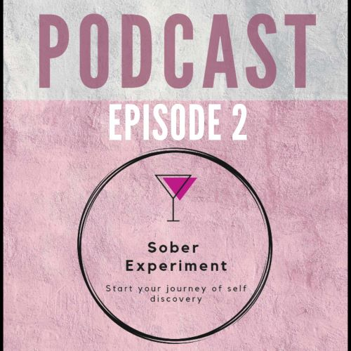 podcast episode , Lisa and Alex talk hangovers.